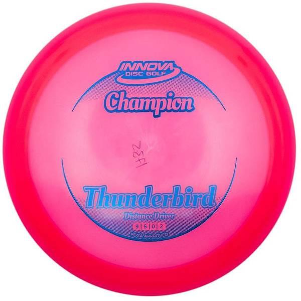 Bilde av Champion Thunderbird