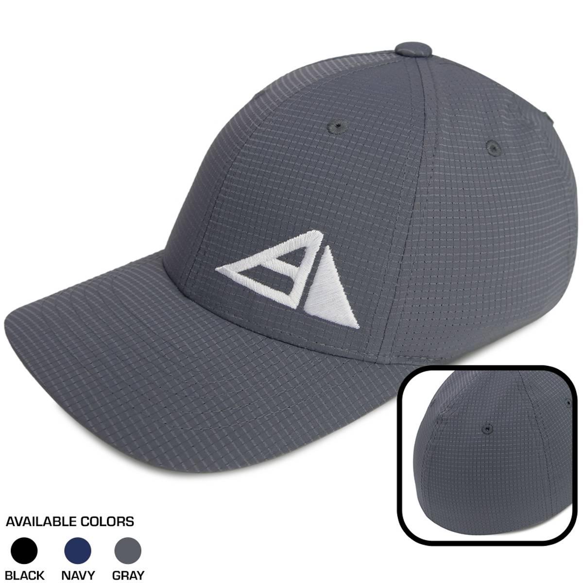 Axiom Flexfit Hydro Grid Hat